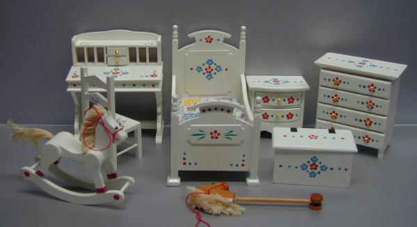 Wholesale Dollhouse Miniatures Foltz Miniatures